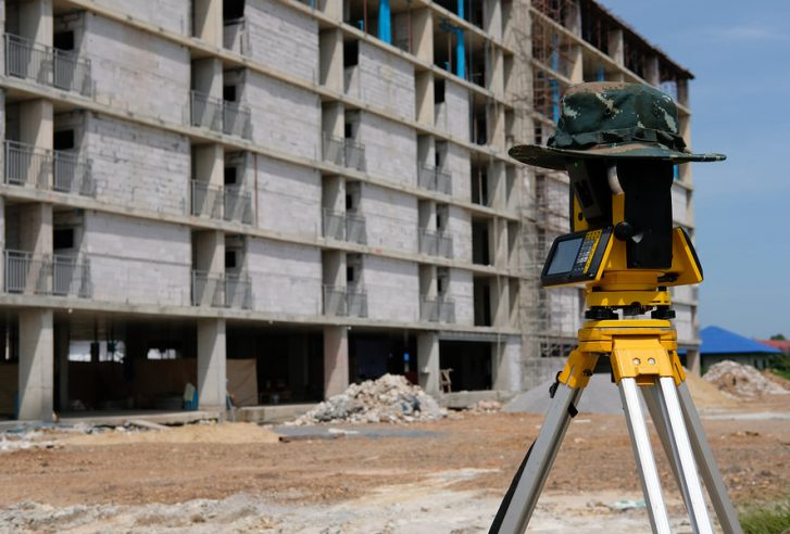 greensboro-land-surveyors-construction-staking-2
